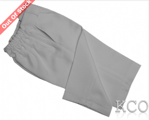 Boys Grey Trousers